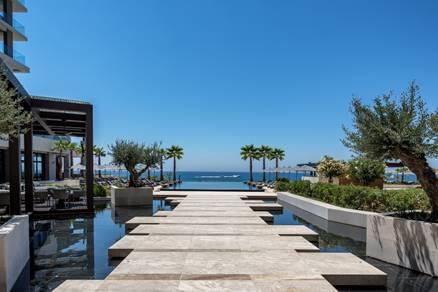 SB Architects建筑事务所设计的AMARA度假酒店以塞浦路斯古老魅力成就旅行新典范插图