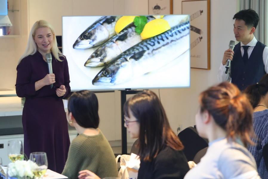 挪威青花鱼风靡中国,在华市场前景广阔