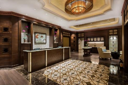P:\Sales_and_Marketing\PR\Sheraton Macao Hotel, Cotai Central\Press Release\Sheraton Macao Hotel, Cotai Central\Awards\CONDÉ NAST READERS' CHOICE AWARDS\Photo\Low Res\Shine Spa.jpg