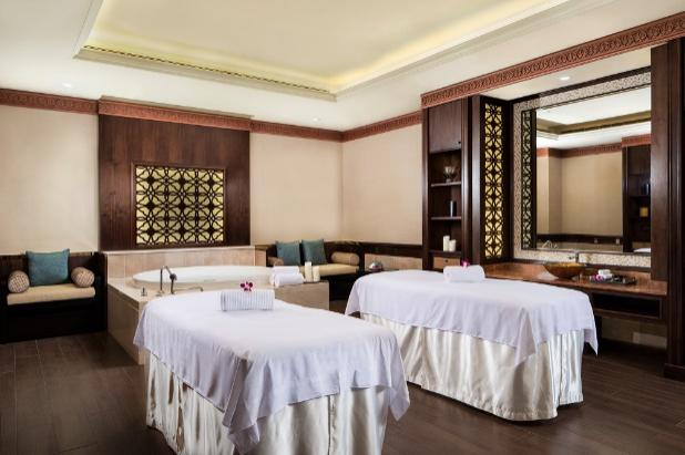 P:\Sales_and_Marketing\PR\Sheraton Macao Hotel, Cotai Central\Press Release\Sheraton Macao Hotel, Cotai Central\Awards\SpaChina Award 2019\Photo\Low res\Couple Treatment Room.jpg