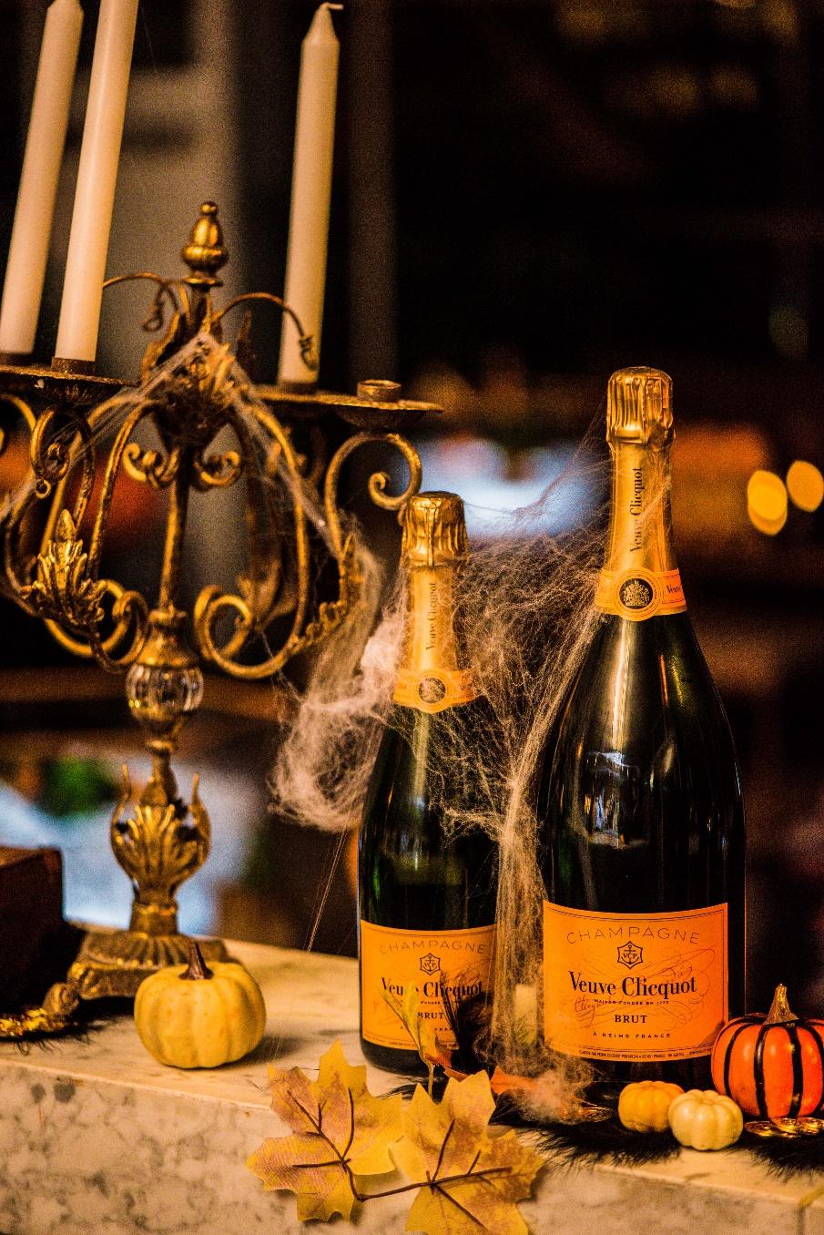 凯歌香槟万圣节沉浸式狂欢派对惊奇开启插图(2)