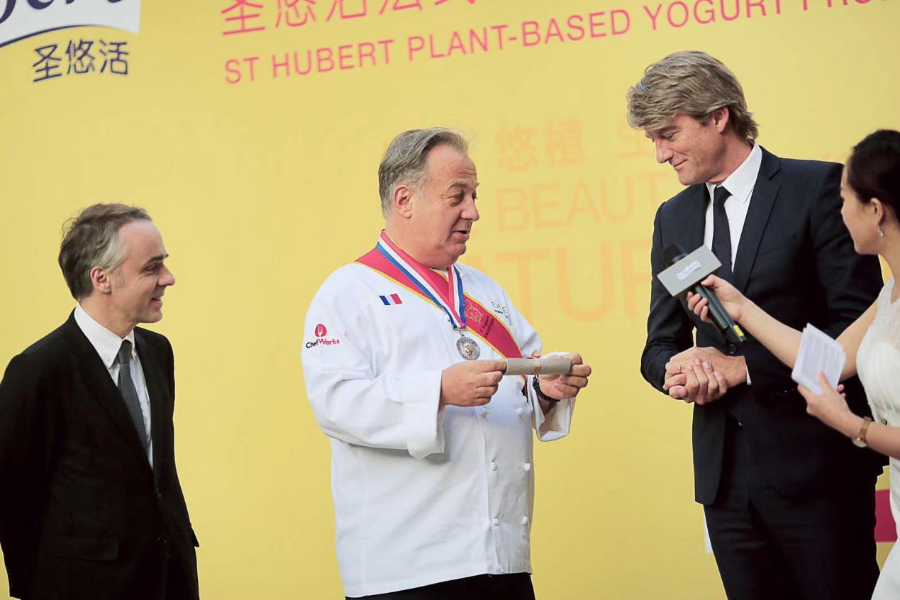 法国St Hubert圣悠活登陆中国,携新品植物酸奶演绎法式悠植生活之美插图(6)