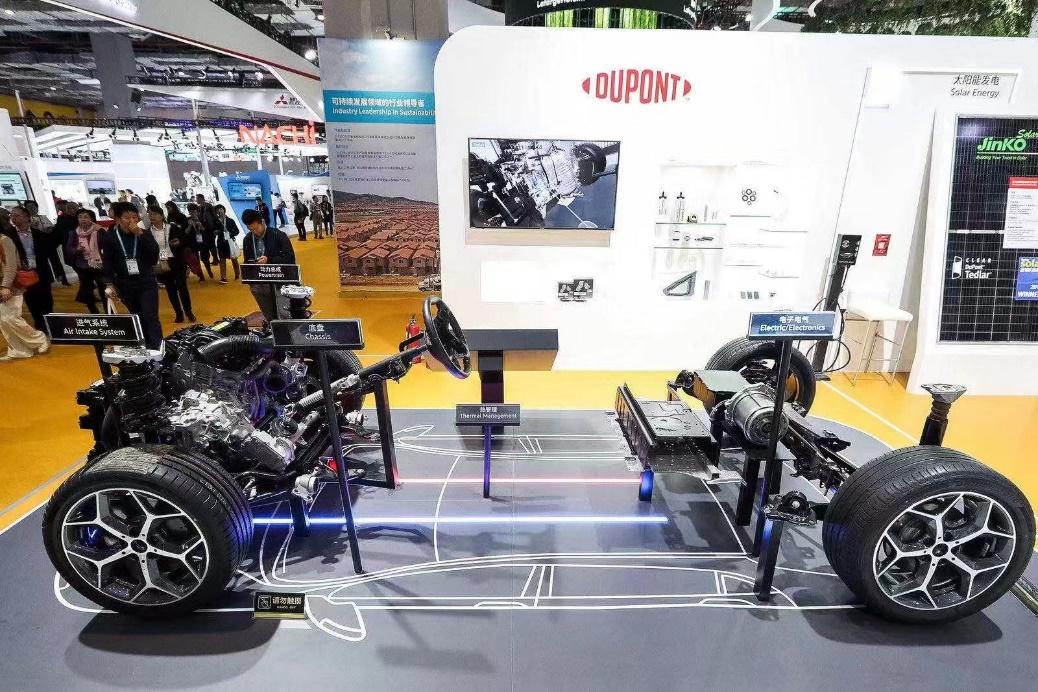 与绿色智造创新之路共生长,佳通轮胎首次亮相中国国际进口博览会插图(1)