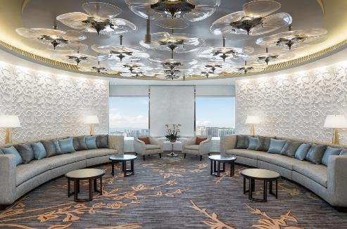 P:\Sales_and_Marketing\PR\The St. Regis Macao, Cotai Central\Press Release\2019\Award\World Spa Award\Photo\Low Res\Iridium Spa_Iridium Room.jpg