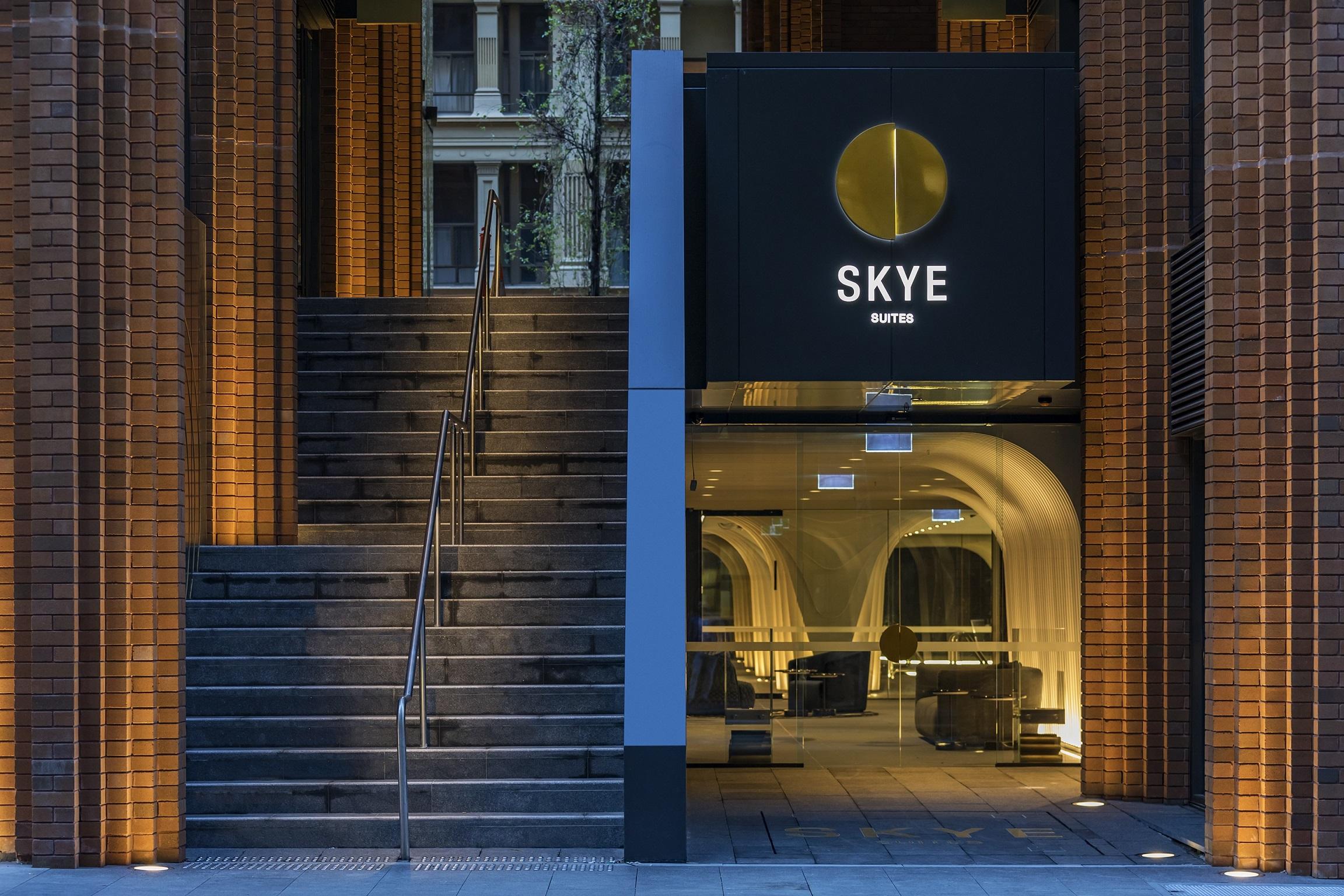 悉尼SKYE 套房酒店荣获HM 最佳科技酒店大奖插图