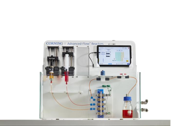 康宁公司推出流动化学教育平台 新技术将为化工行业打造人才储备插图
