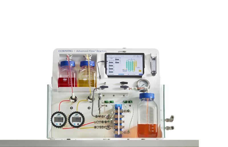 康宁公司推出流动化学教育平台 新技术将为化工行业打造人才储备插图(1)